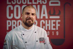 Pablo Lozano Protur Chef 2019