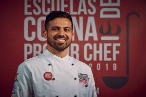 Jonatan Alexander Lozano Protur Chef 2019