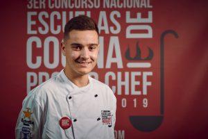 Pablo Gracía Protur Chef 2019