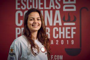 Nieves Mª Cabrera Protur Chef 2019