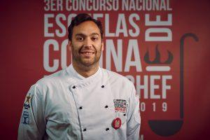 Oriol Peidro Protur Chef 2019