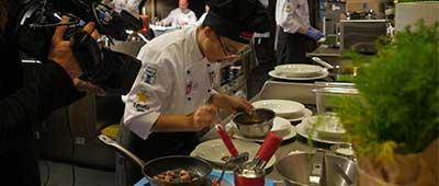 Protur chef concurso nacional de estudiantes de cocina for Escuela de cocina mallorca